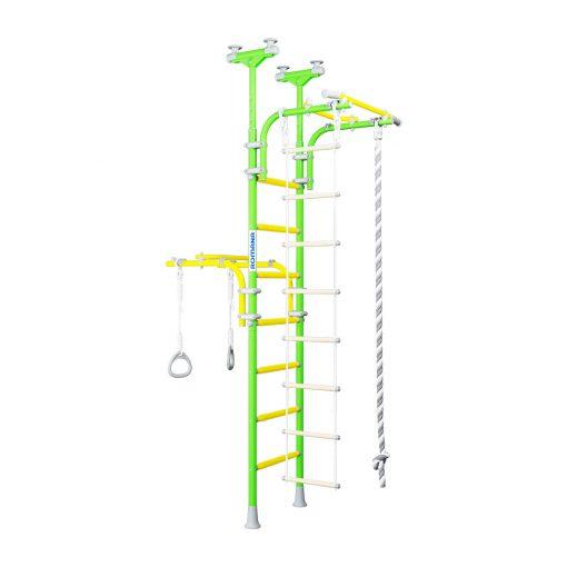 gymnastic_wallbars_transformer_green