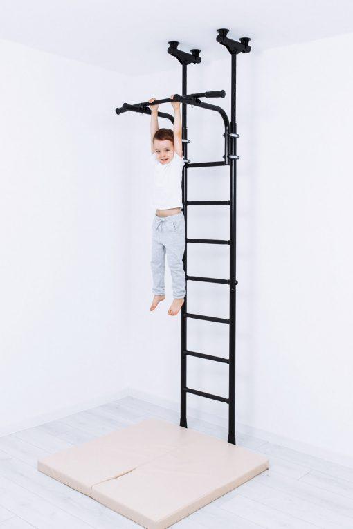 gymnastic_wallbars_teenager_for_children