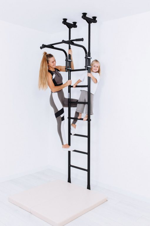 gymnastic_wallbars_teenager_for_children_and_adult