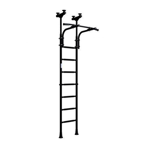 gymnastic_wallbars_teenager_mounted_between_floor_and_ceiling