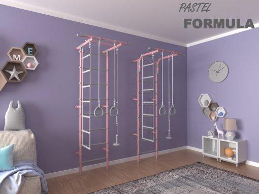 gymnastic_wallbars_Gamma_pastel1_and_pastel2_pink