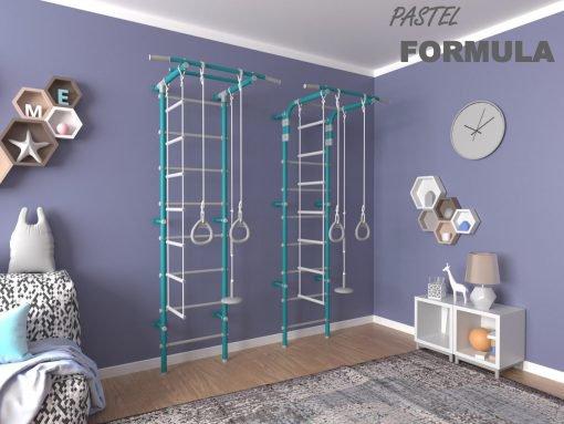 gymnastic_wallbars_Gamma_pastel1_and_pastel2_turquoise