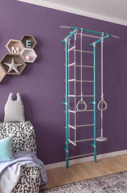 gymnastic_wallbars_gamma_pastel1_for_children_turquoise