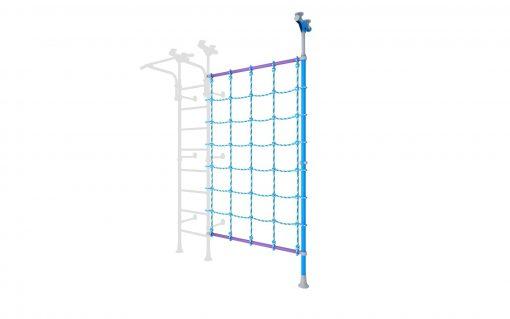 expandable_pole_with_climbing_net_wallbarz