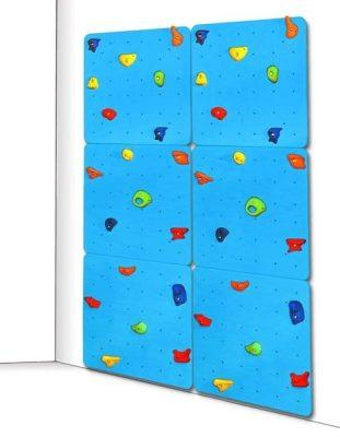 double_climbing_wall_blue