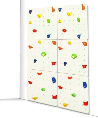 double_climbing_wall_white