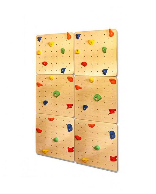 double_climbing_wall_wooden