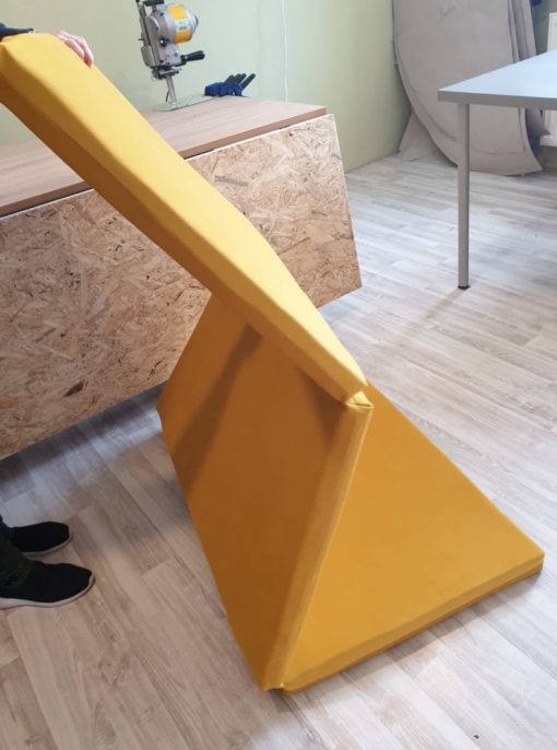 gymnastic_mat 180x100x5_velour_yellow_kid